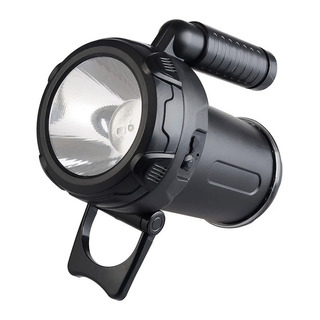 Lanterna Lampião Tocha Foco De Mão Led Recarregável Jasper