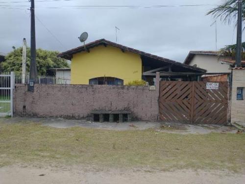 Imagem 1 de 10 de Casa Em Itanhaém Com 3 Dormitórios E 260m² - 7350 Lc