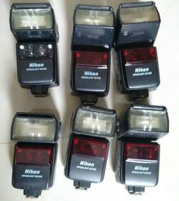 Flash Nikon Sb 600 Para Retirada De Pecas Ou Possivel Reparo