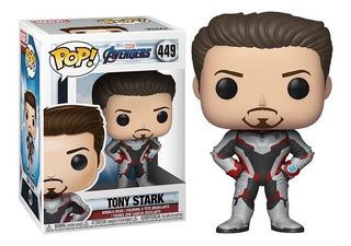 Funko Tony Stark Ironman (449) - Endgame (marvel)