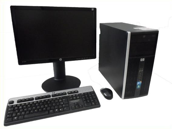 Computador Core I5 - 4gb Dd3 - Hd 320gb Seminovo Monitor 15p