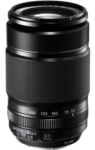 Lente Fujifilm Xf 55-200mm F/3.5-4.8 R Lm Ois - Lj. Platinum