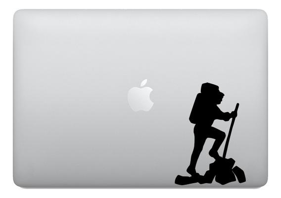 Adesivo Tablet Notebook Alpinismo Rochas Macbook