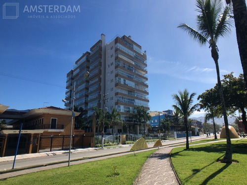Apartamento A Venda No Centro De Bertioga - Ap00001 - 33772629