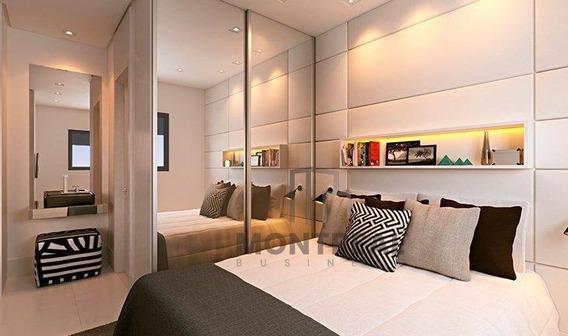 Apartamento Com 1 Dormitório À Venda, 38 M² Por R$ 480.000,00 - Aclimação - São Paulo/sp - Ap1396