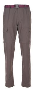 Pantalon Mujer Rampur Mix-2 Q-dry Pant Grafito Lippi