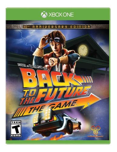 Imagen 1 de 3 de Back To The Future Fisico Sellado Cerrado  Xbox One Xgamers