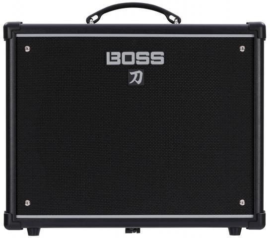 Amplificador Roland Boss Katana Ktn-50 Cubo Para Guitarra - Com Nota Fiscal - Ktn 50 - Qualidade Premium!
