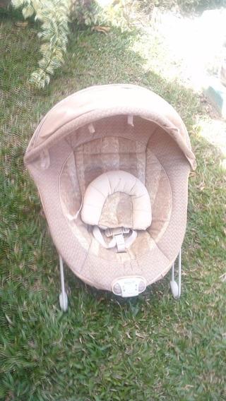 Mecedora O Silla Vibradora Con Musica Graco Para Bebes