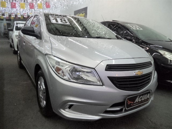 Chevrolet Onix Joy 1.0 Flex 2018 Completo + Airbags + Mp3!