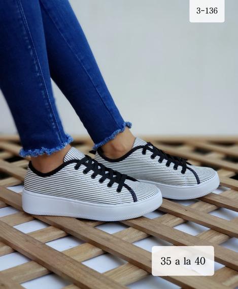 Tenis Zapatillas Calzado Para Dama
