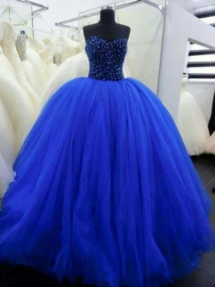 Vestido De 15 O Novia, Color A Elección