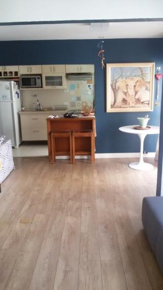 Apartamento Em Boaçava, São Paulo/sp De 49m² 1 Quartos À Venda Por R$ 435.000,00 - Ap317502