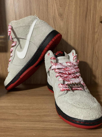 Nike Sb Dunk High Black Sheep + Pack Extra Lace E Lace Lock