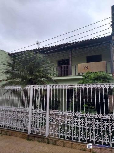 Casa Com 3 Dormitórios À Venda, 250 M² Por R$ 795.000,00 - Campo Grande - Rio De Janeiro/rj - Ca1750