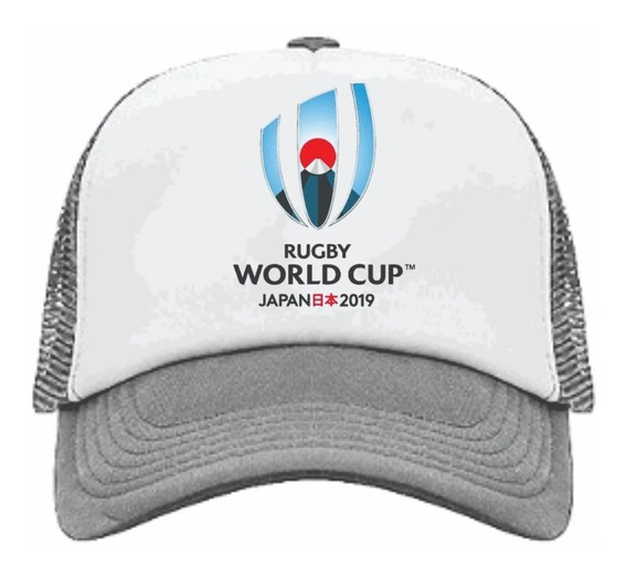 Gorras Trucker Mundial Rugby Japon 2019