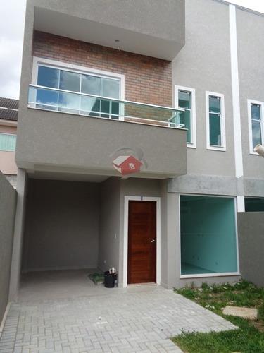 Imagem 1 de 14 de Sobrado  A Venda Com 3 Dormitórios No Bairro Uberaba Em Curi