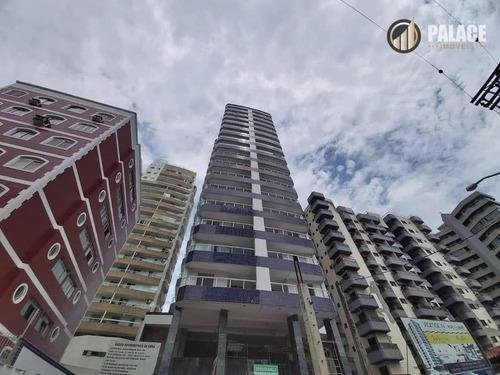 Imagem 1 de 28 de Apartamento Com 2 Dormitórios À Venda, 61 M² Por R$ 339.000,00 - Vila Tupi - Praia Grande/sp - Ap2939