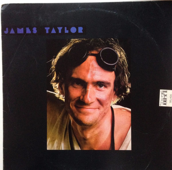 Lp Vinil - James Taylor - Dad Loves His Work - Ano 1981