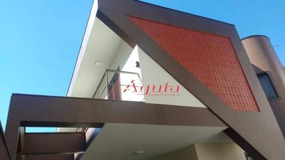 Sobrado Residencial À Venda, Parque Das Nações, Santo André - Ca0403. - So0889