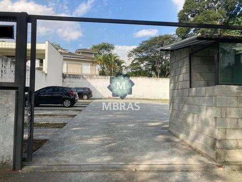 Terreno Com Excelente Localização No Alto De Pinheiros - Mb10630