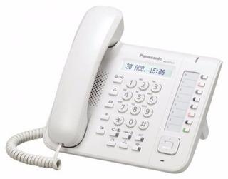 Teléfono Propietario Digital Panasonic Kx-dt521 Blanco