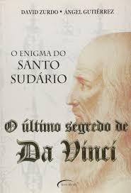 Livro O Enigma Do Santo Sudario - O  David Zurdo E Ange