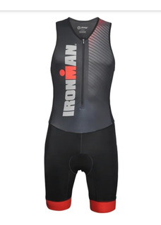 Macaquinho Triathlon Zoot Ironman Carbono