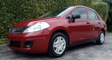 Nissan Tiida 2011 Manual Economico Radio Amplio