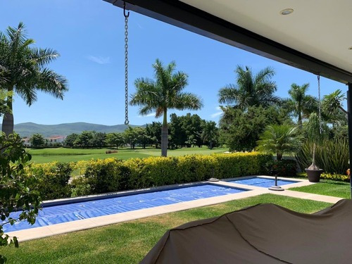 Casa En Fraccionamiento En Paraíso Country Club / Emiliano Zapata - M2ai-157-fr