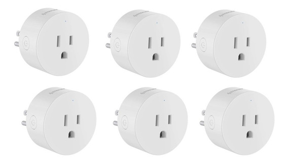 Enchufe Inteligente Wifi Smart Plug Alexa Home Google Home