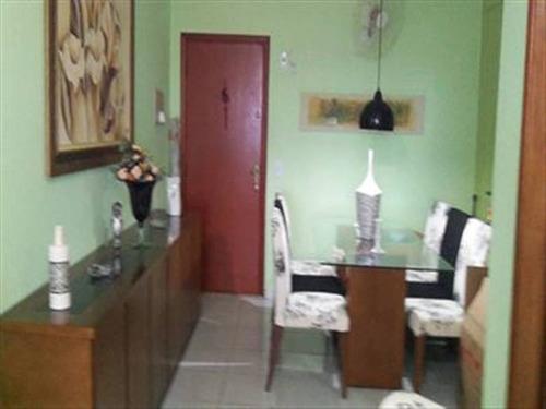 Imagem 1 de 9 de Apartamento, 1 Dorms Com 62 M² - Vila Mirim - Praia Grande - Ref.: Pr436 - Pr436