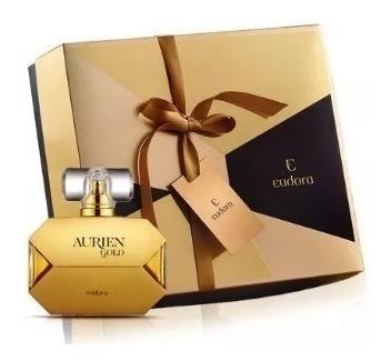Aurien Gold Deo Colonia 100 Ml 100 Ml Natal
