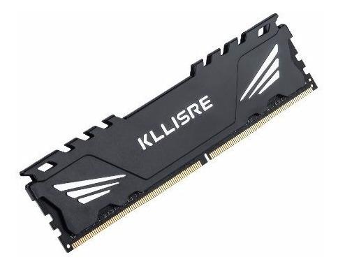 Memória Ram Kllisre 8gb Ddr4 2400 Mhz