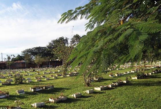 Jazigo Familiar C/ 3 Gavetas Cemitério Parque Das Oliveiras