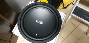 Subwoofer Re Audio Rex12.