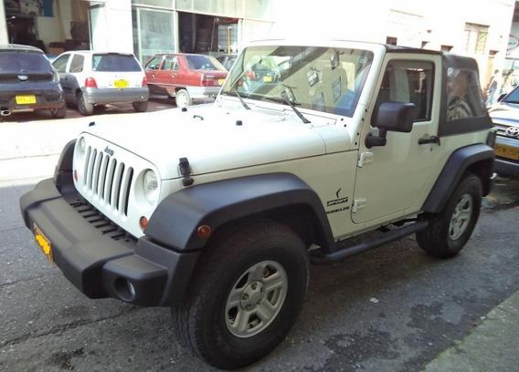 Jeep Wrangler Sport Mt 3800cc