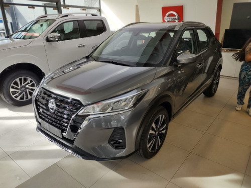 Nissan Kicks Advance Mt 2021