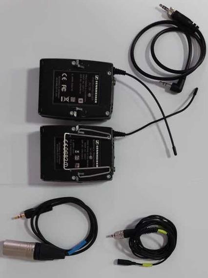 Microfone Lapela Sem Fio Sennheiser G3