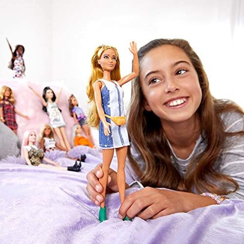 Barbie Fashionishta Muñeca 6 Multicolor