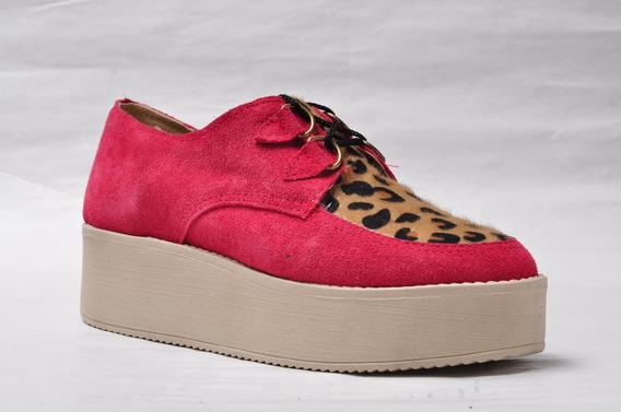 Zapato Con Plataforma Oferta