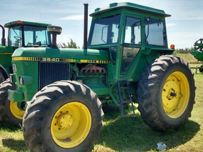 Tractor John Deere 3540 Doble Tracción
