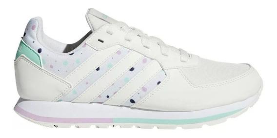 Zapatillas adidas 8k K Niños B75736 On