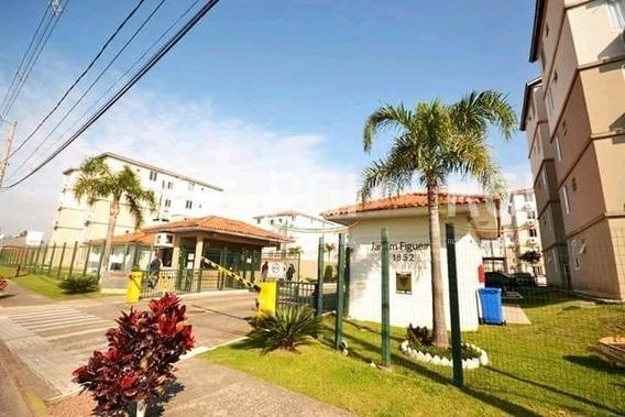 Apartamento Em Fátima Com 2 Dormitórios - Ex9657