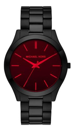 Reloj Analógico Hombre Michael Kors Slim Runway Varios Col