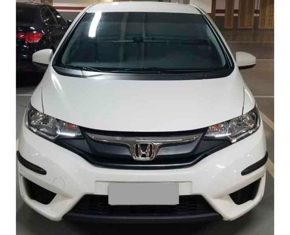 Honda Fit 1.5 16v Dx Cvt (flex) 2017
