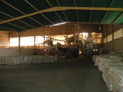 Galpón Planta De Productos Para La Construcción