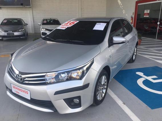 Toyota Corolla Xei 2.0 Flex Aut. 16/16