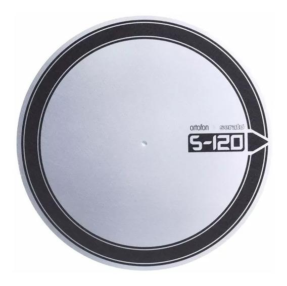 Feltro Slipmat Ortofon S-120 - Par Novo