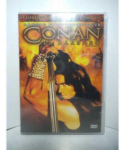 Conan El Barbaro Edicion De 2 Discos Dvd